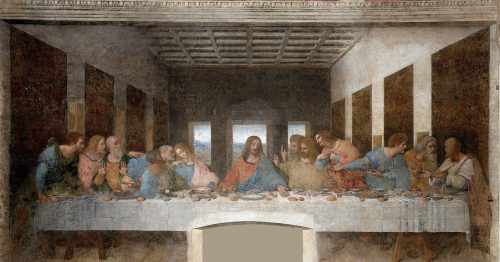 Last supper tour