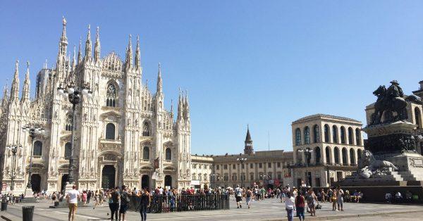 Classic Milan walking tour