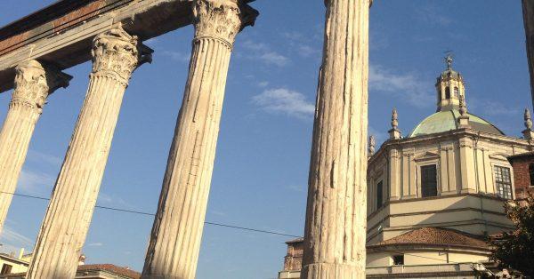 Historical Milan walking tour