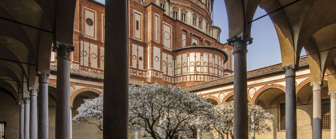 Leonardo's footsteps walking tour