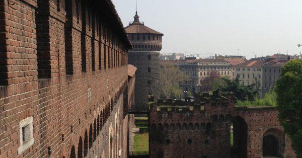 Middle Ages Milan walking tour