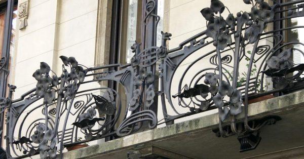 Art Nouveau Milan tour