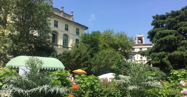 Things to do in Milan when it's hot! Green ideas