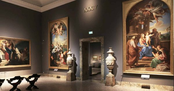 Make the most of the Brera Art Gallery